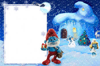 category childrens frames winter fun