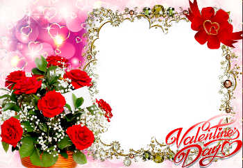 free cards and frames for valentines day with your photo